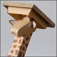Pneumatic Giraffe