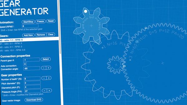 Gear Design Tools - Rob Ives