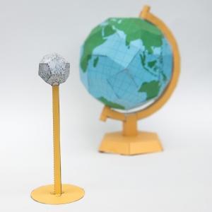 Earth Globe mk2