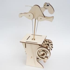 Laser Cut Camel