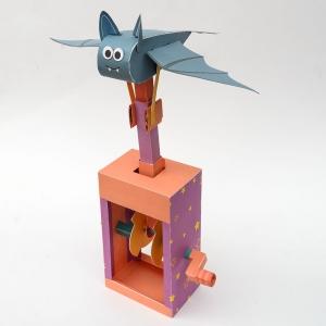 Fluttering Bat mkii