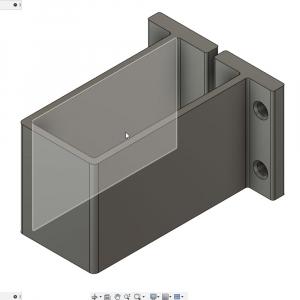 USB Block Holder