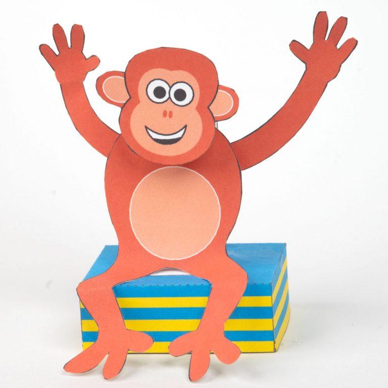 monkey-1000a
